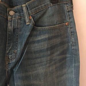 Levi's Jeans - Levi's Men's Straight Slim Fit Sits Jeans Sz 34